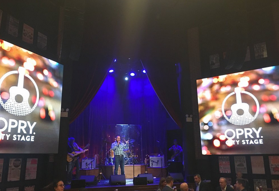Corporate Events: Experience The Home of Country Music in Times Square
