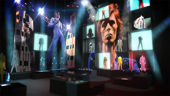 Rock Out Your Corporate Gala to David Bowie in Brooklyn