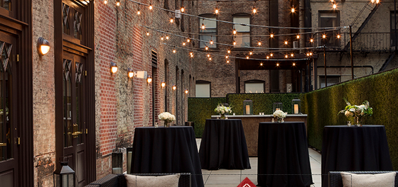 Roman-Inspired, Artistic Events in NYC