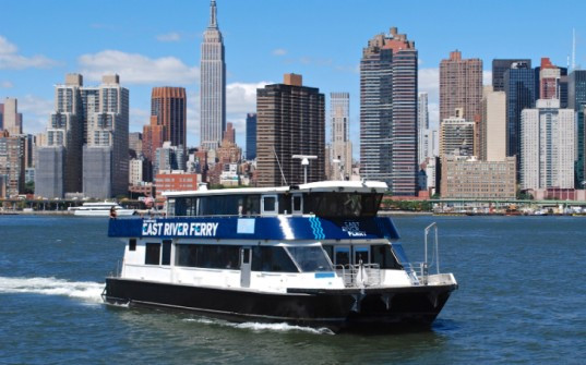 Pre-Meeting Sundays: City-Wide Ferry Service to Beaches and More