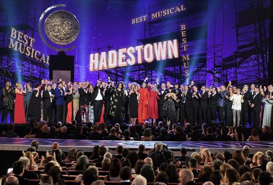"The new ""Hamilton""? ""Hadestown"" sweeps the 2019 Tony Awards with 8 wins"