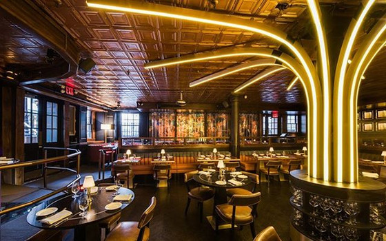 Corporate Dinners and Events: Harry's Steakhouse Reopens