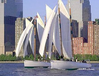 Schooner the Hudson