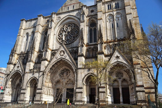 Saint John the Divine Becoming a Foodie Event Option
