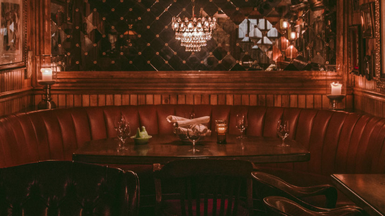 Corporate Dinners: New Steakhouse That Looks Like a Speakeasy