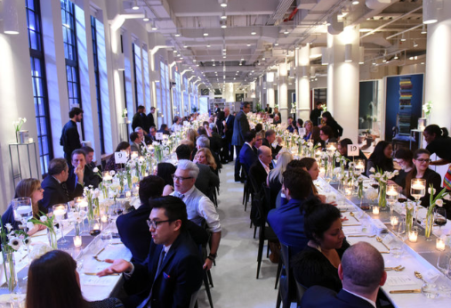Events: Open Industrial Loft Spaces With Views