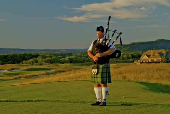 A Taste of Scotland Golf for NYC Corporate Meetings