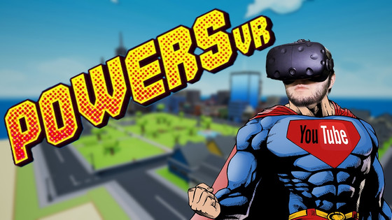 VR Team-Building: Tell a Story of Superhero Attendees