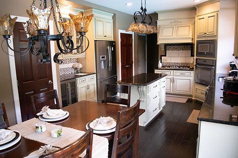 new kitchen babinets