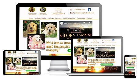 Glory dawn website mock up.jpg
