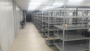 Stock Empresas de mudanças Comerciais no Centro RJ, com desmontagem e montagem de estantes.