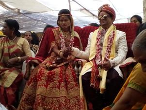 Huwelijk in Halol