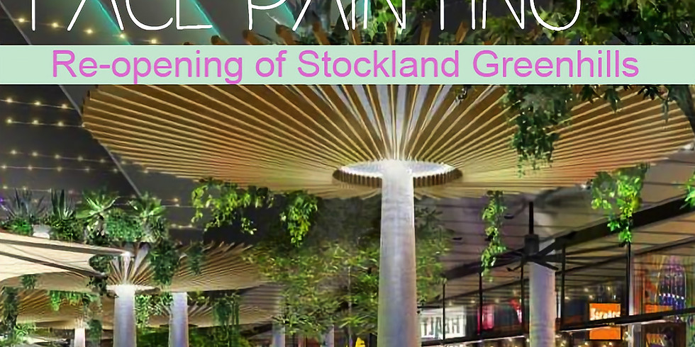 Stockland Greenhills Opening of the Courtyard!