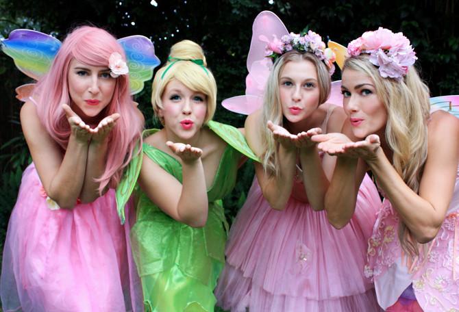 Meet Our Fairies!