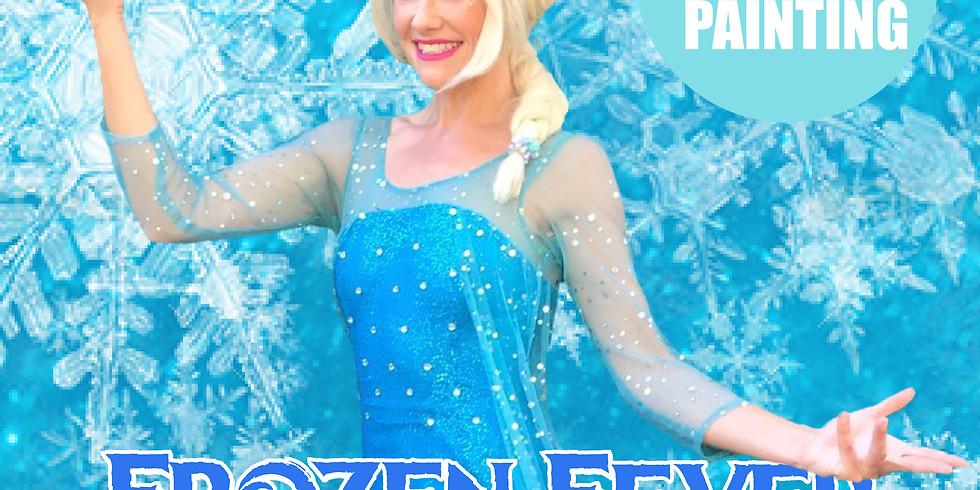 Frozen Fever -  Secret Garden Charlestown Sq