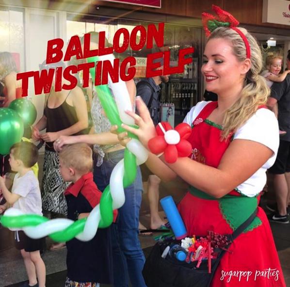 BalloonTwistingElf