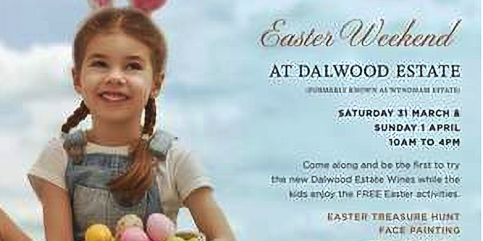 Easter Family Day at Dalwood Estate