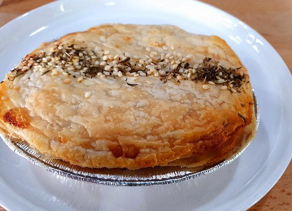 Creamy Mushroom Pie