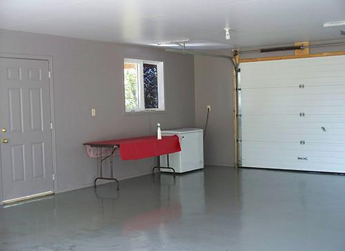 Camp Kitchen Area