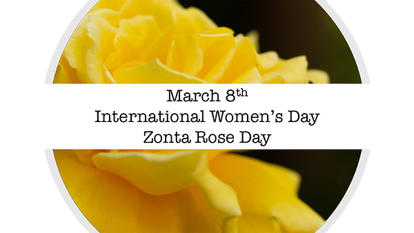 IMD and Zonta Rose Day.png