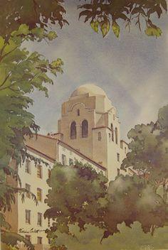 Berkeley Watercolor