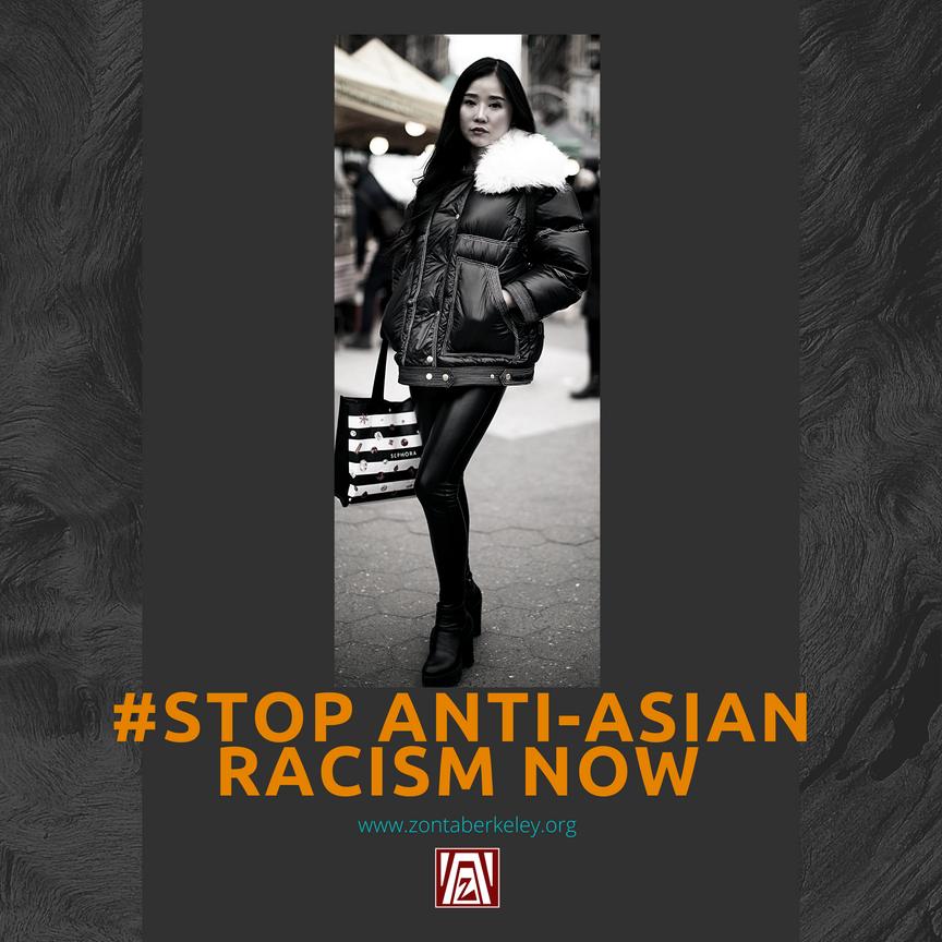 Stop Anti-Asian Racism Now