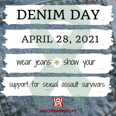 wear jeans to support