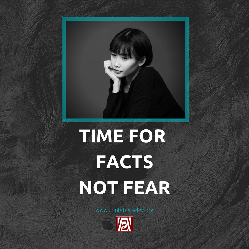Time For Facts Not Fear
