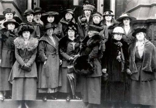 Founding Members Zonta International 1919