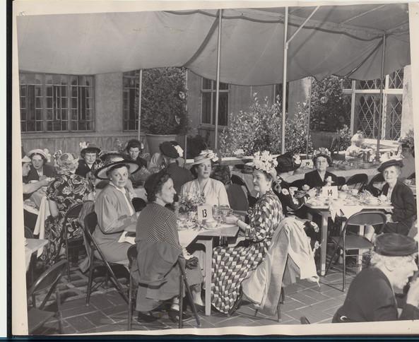 Berkeley Women's Club Terrace