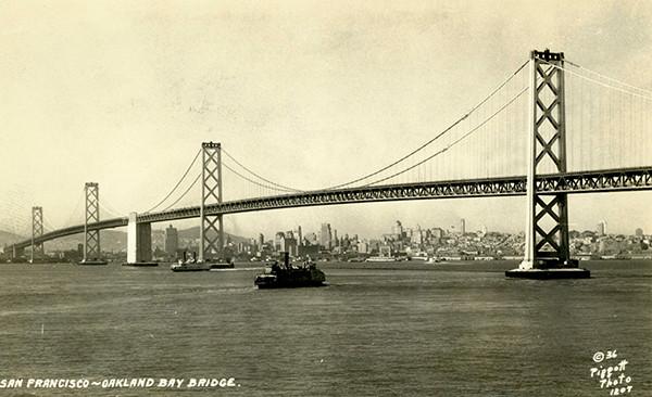 1936 Bay Bridge