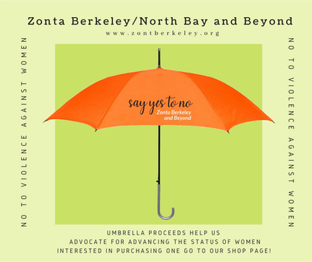 Orange Umbrella Sales Support Scholarships