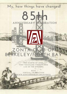 85 Years Zonta Berkeley