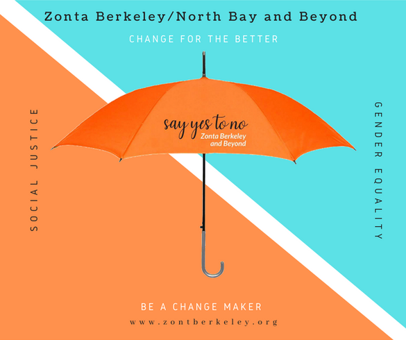 Umbrellas Support Advocacy and Scholarships