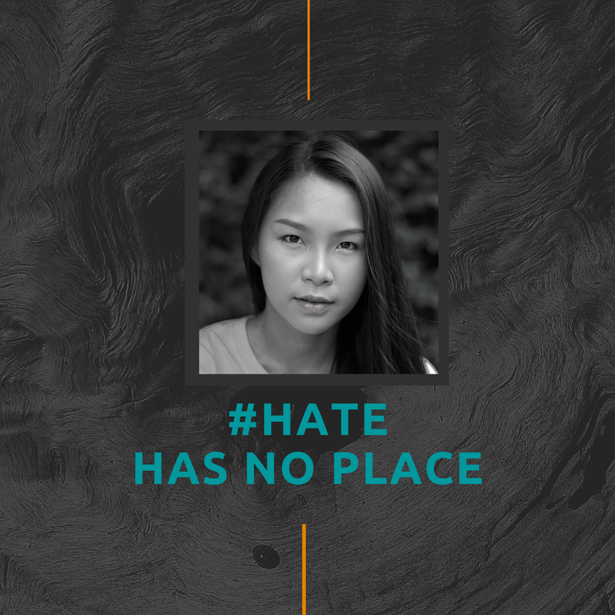 hate has no place