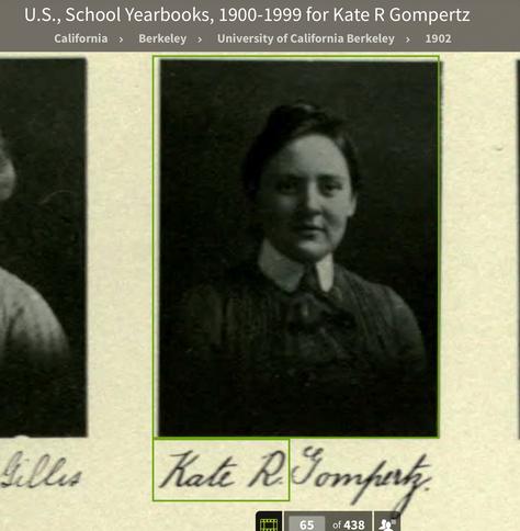 Kate R. Gompertz