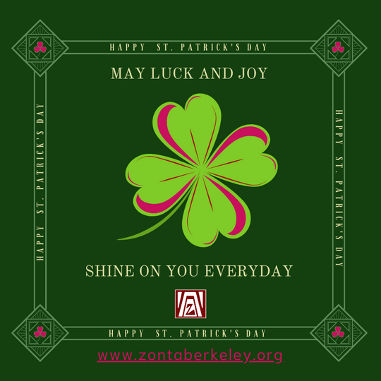 Luck and Joy