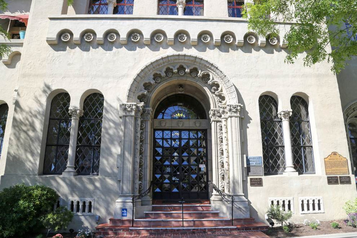 Today Berkeley City Club