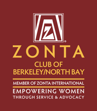 Zonta Berkeley/North Bay Logo