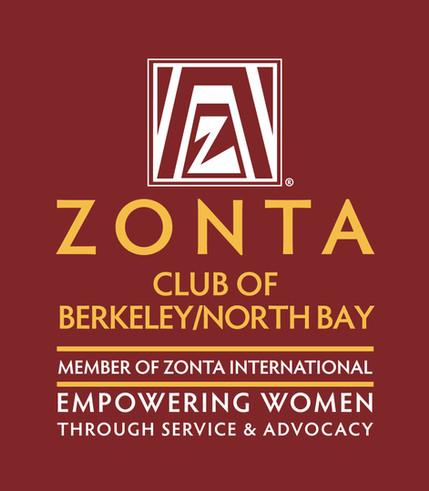 Zonta Berkeley/North Bay Logo