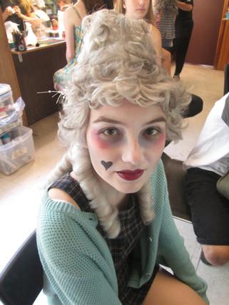 Addams Family Saloon Girl Ancestor