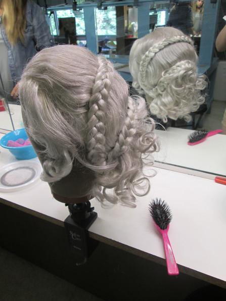 Addam Family Greek Ancestor Wig