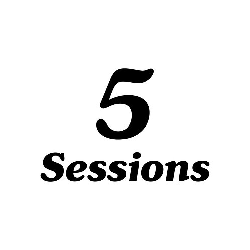 5 Support Sessions