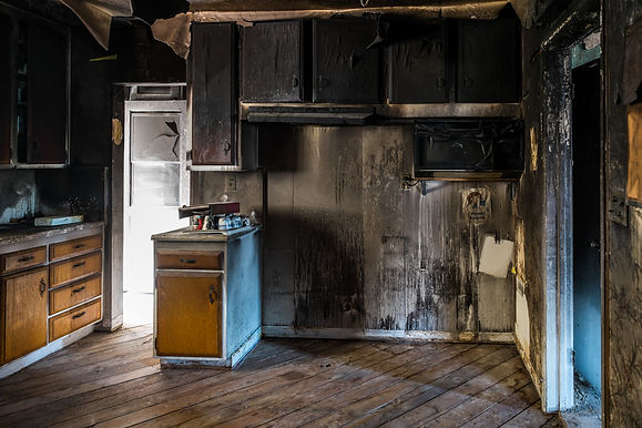 Interior of a home damaged by fire..jpg