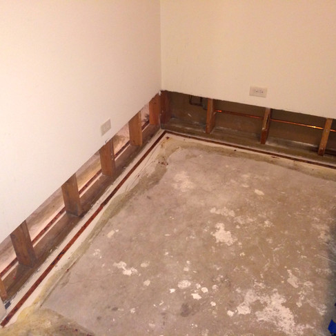 Cut Drywall