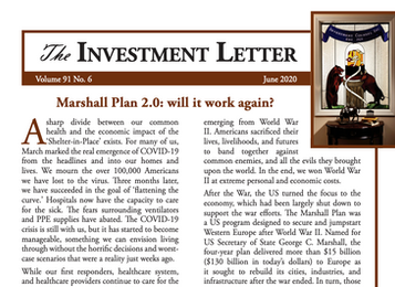 Marshall Plan 2.0: Will it Work Again?