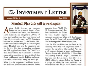 Marshall Plan 2.0: Will it Work Again?