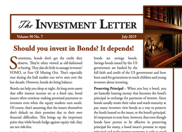 Should You Invest in Bonds? It Depends!