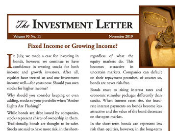 Fixed Income or Growing Income?