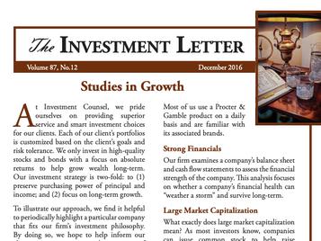 Studies in Growth